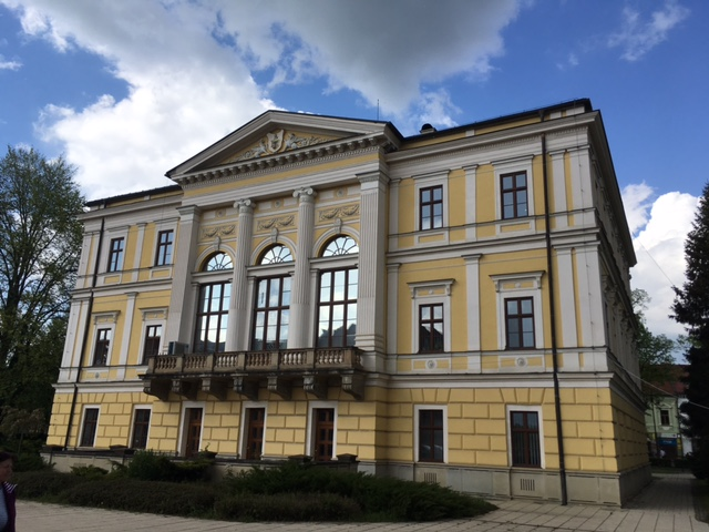 Návrat na Slovensko - Radnica v Spišskej Novej Vsi
