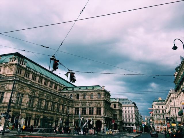 Porovnávačka hlavných miest - Opera vo Viedni