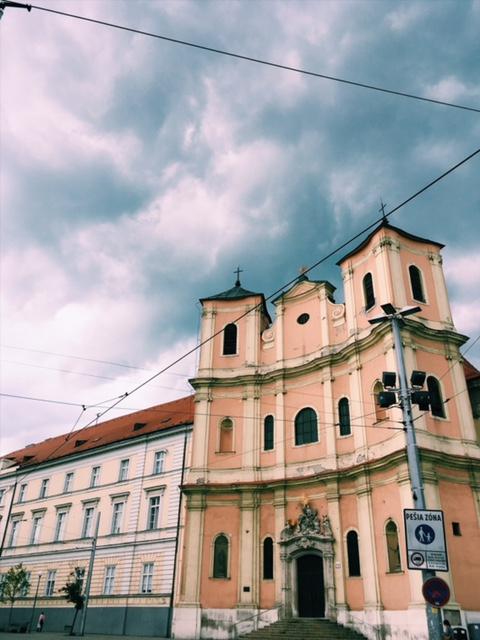 Porovnávačka hlavných miest - Kostol svätého Jána z Mathy, Bratislava