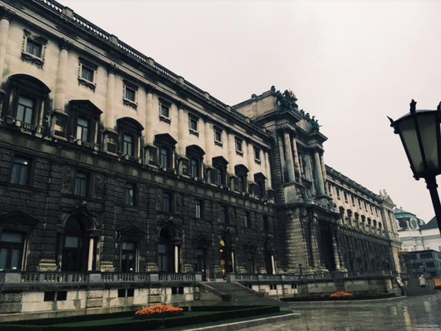 Porovnávačka hlavných miest - Múzeum vo Viedni