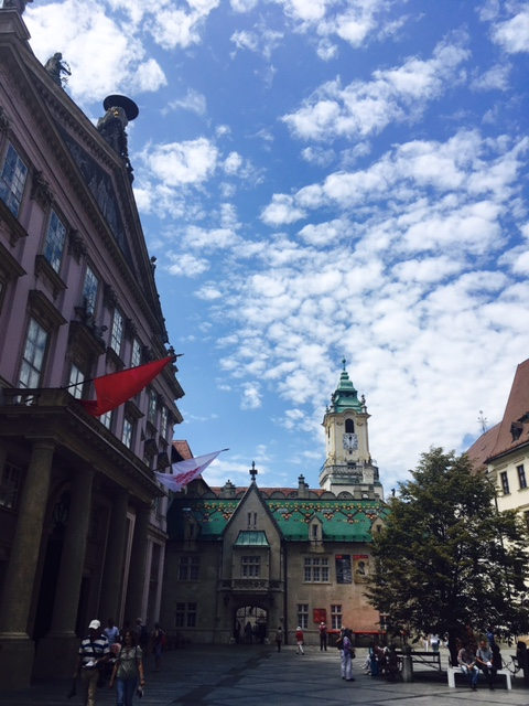 Potulky v Bratislave - Staré mesto