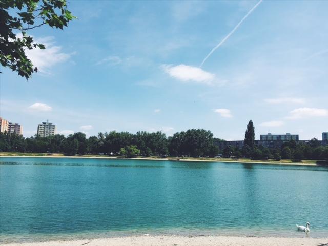 Potulky v Bratislave - Štrkovecké jazero