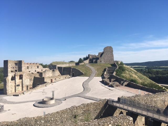 Výlet na hrad Devín