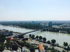 Výlet na Bratislavský hrad