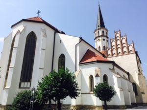 Levoča, Spišský hrad