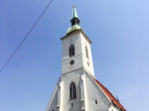 Gotické kostoly na Slovensku
