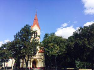 Výlet do Piešťan