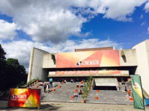 Výlet do Piešťan - Filmový festival Cinematik