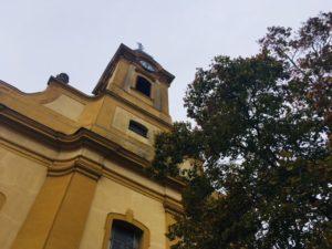 Čo vidieť v Seredi - kostol sv. Jána Krstiteľa