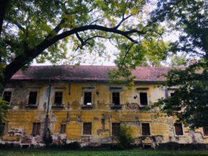 Zrúcaniny na Slovensku