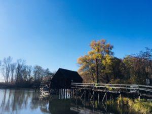 Vodné kolové mlyny