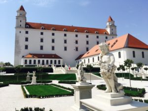 Hrady na Slovensku - Bratislava