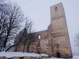 Kostol Katarínka