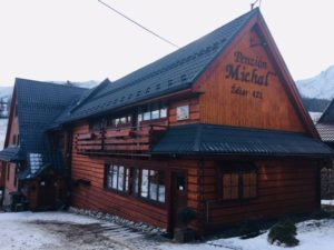 dedinka Ždiar - penzión Michal