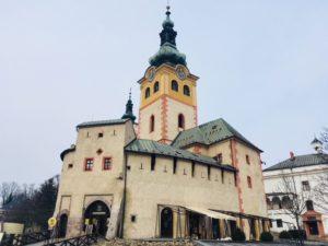 Čo robiť v Banskej Bystrici - mestský hrad