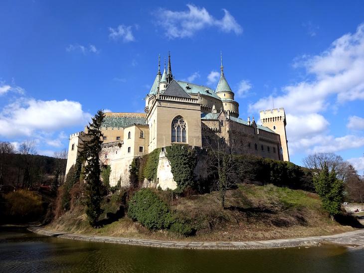 Najkrajšie slovenské hrady a zámky - Bojnický zámok