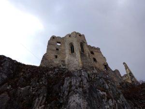 hrad beckov
