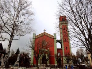 Čo vidieť vKežmarku - Nový evanjelický kostol
