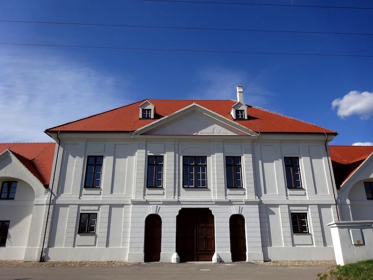 Kostol v Kopčanoch - žrebčín