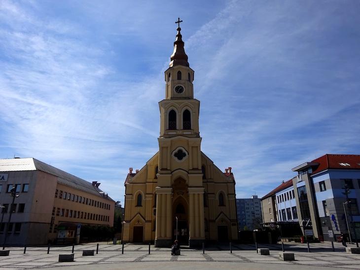 Zaujímavé miesta vo Zvolene - evanjelický kostol