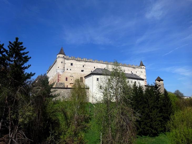 Slovenské múzeá a galérie - Zvolen