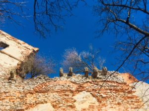Zrúcaniny hradov - Pajštún