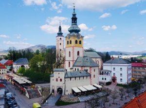 Čo ste možno nevedeli o bystrickom námestí - Mestký hrad