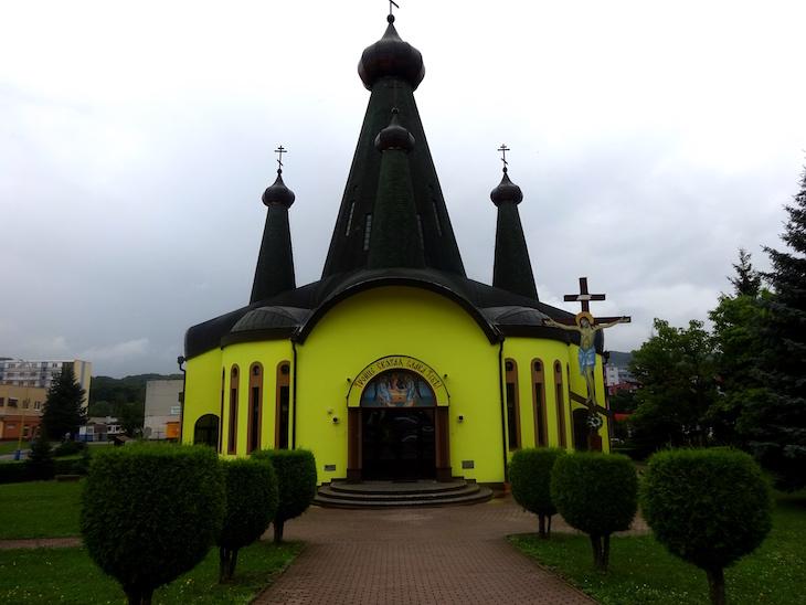 Čo vidieť vo Svidníku - kostol