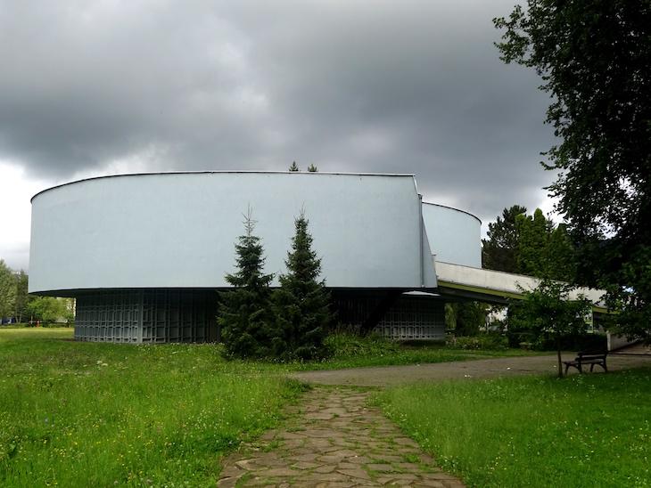 Areál Duklianskeho bojiska - múzeum