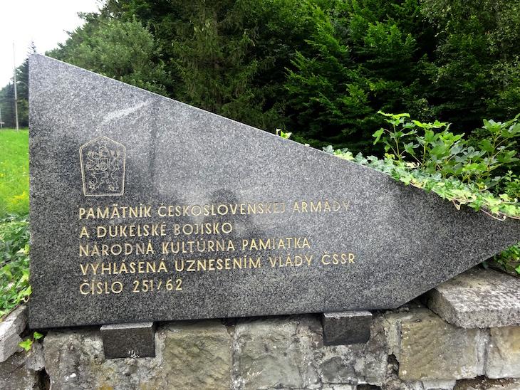 Areál Duklianskeho bojiska