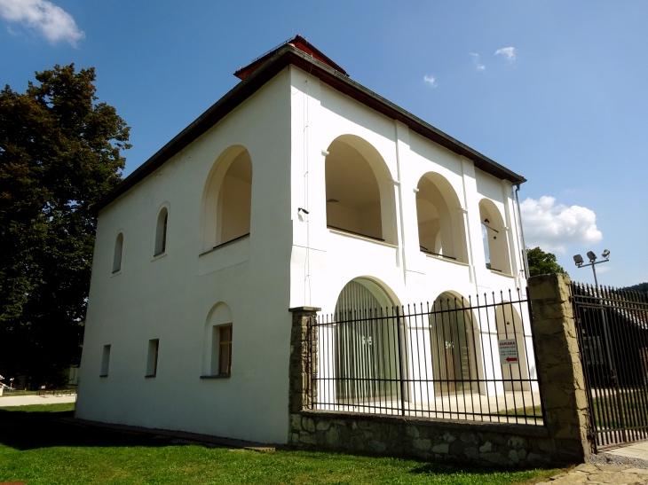 Budatínsky hrad - kaplnka