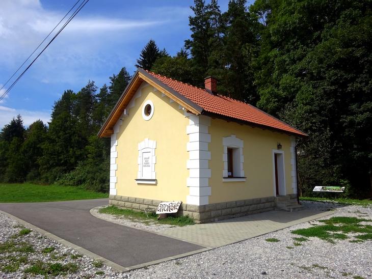 rodný dom Jozefa Kronera
