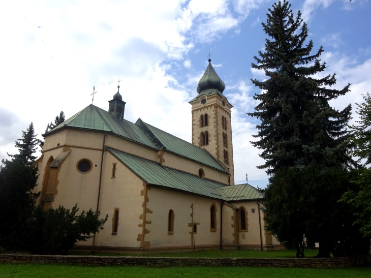 Čo vidieť v Liptovskom Mikuláši - Kostol sv. Mikuláša