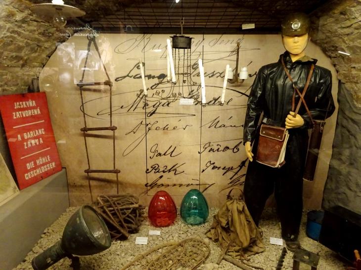 Čo vidieť v Liptovskom Mikuláši - múzeum prírody a jaskyniarstva