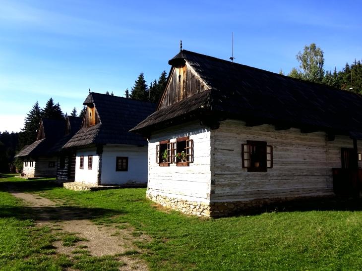Slovenské múzeá a galérie - Múzeum slovenskej dediny