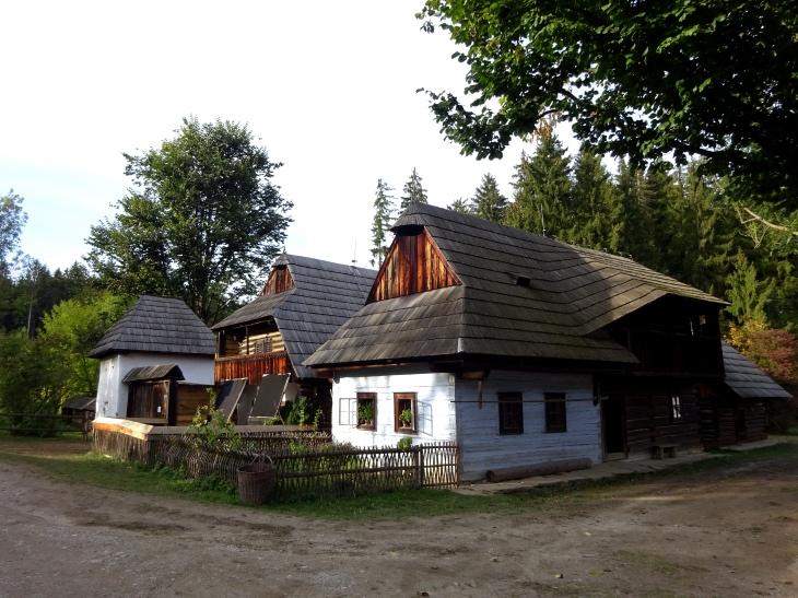 Jedinečné múzeá na Slovensku - Múzeum slovenskej dediny