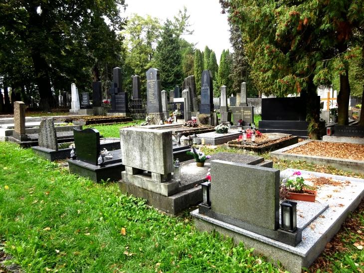Čo vidieť v Martine? - cintorín