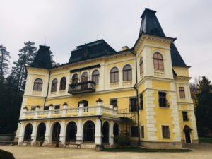 Jedinečné múzeá na Slovensku - Betliar
