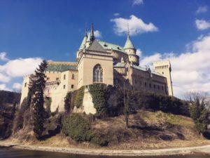 Slovenské múzeá a galérie - Bojnický zámok