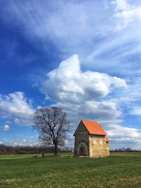 Kostolíky na Slovensku - Kostol svätej Margity Antiochijskej pri Kopčanoch