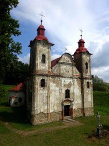 Kostolíky na Slovensku - Kostol Sv. Štefana Kráľa v Kelči