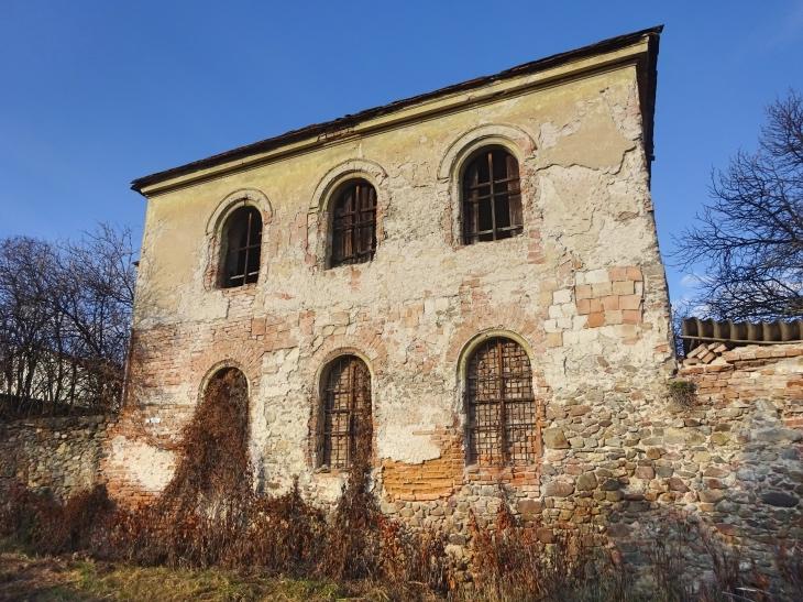 Čo vidieť vo Svätom Jure - synagóga