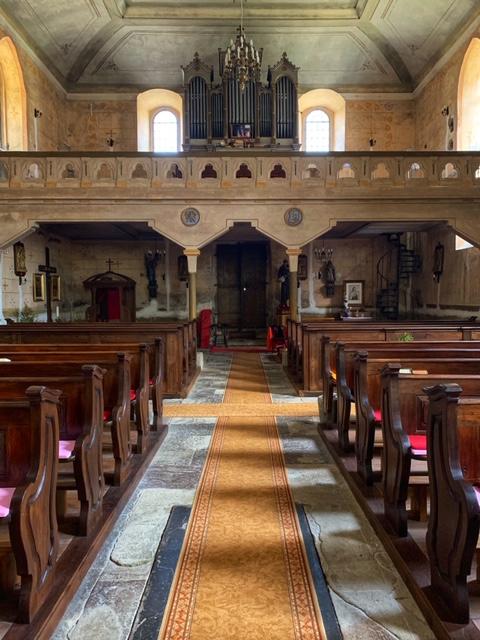 Čo vidieť v okolí Banskej Štiavnice - kostol