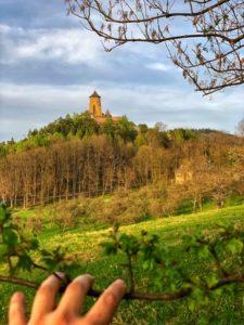 Čo robiť v Pieninách? Hrad Stará Ľubovňa