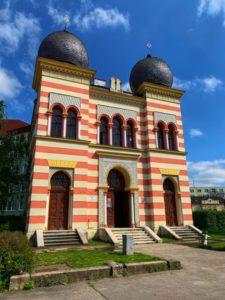 Pamiatky na Záhorí - Synagóga v Malackách