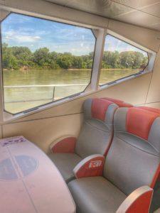Plavba loďou - Twin City Liner